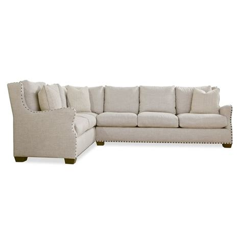 universal furniture connor sofa universal furniture connor 2 piece upholstered left