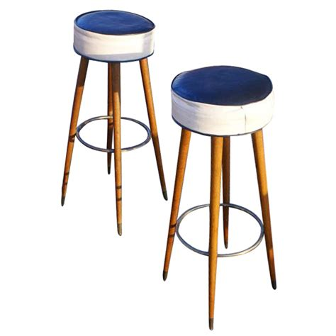 old metal bar stools 1 vintage industrial age metal bar stool ebay