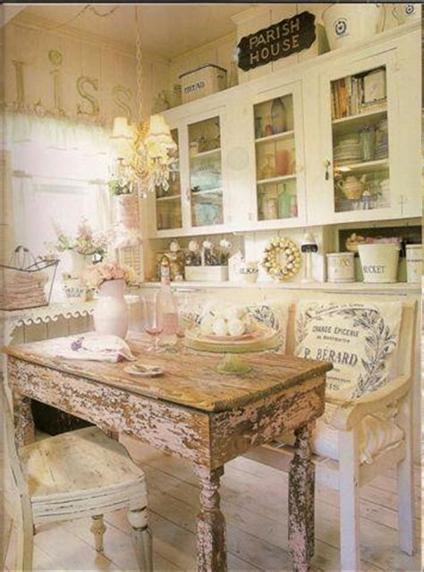 Vintage Cottage Kitchen ~ Inspirations   FRENCH COUNTRY COTTAGE