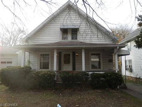 354 Julien Ave Akron Ohio 44310 Bank Foreclosure Info Foreclosure Homes Free