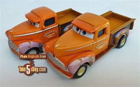 Disney Pixar Cars 3 Smokey mattel disney pixar cars 3 smokey we hardly knew ya