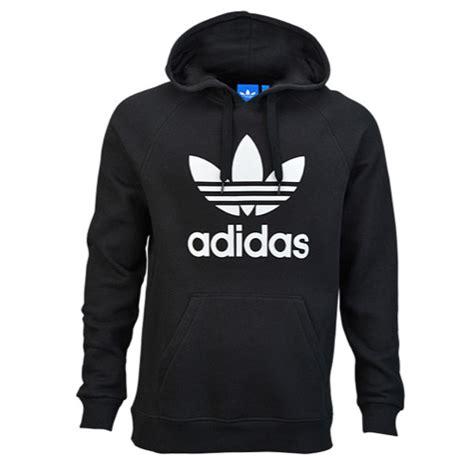 Jaket 3 Colour Adidas Black Hoodie Sweater Hitam Abu Merah adidas originals 3foil hoodie s at footaction