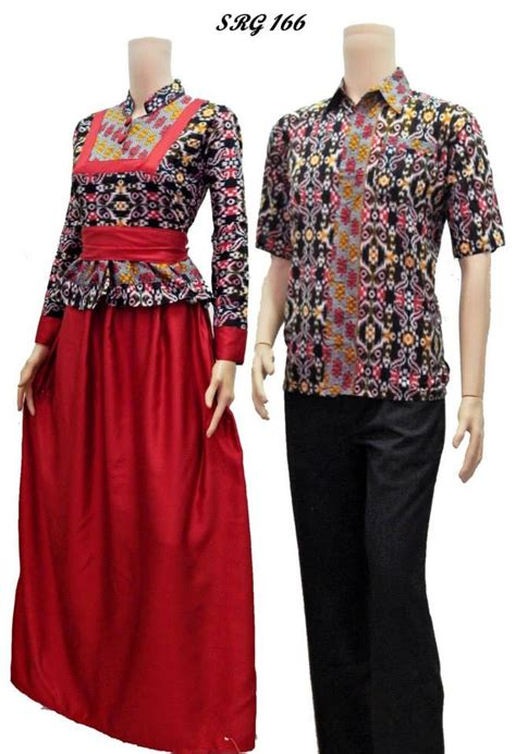 modl baju games trbaru jual model baju batik terbaru 2015 batik sarimbit v3