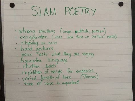 poetry slam poetry slam driverlayer search engine