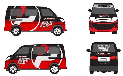 desain grafis motor road race desain cutting sticker motor road race kamos sticker