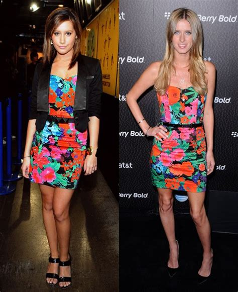 Fashion Tisdale Vs Nicky by Who Wore It Better Tisdale Vs Nicky In H M