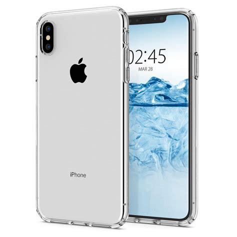 iphone xs et iphone xs max spigen r 233 v 232 le le design avec l annonce de ses coques frandroid