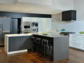 l shaped kitchen with island layout photos hgtv