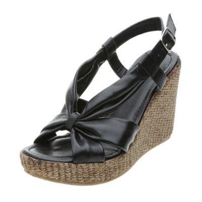 Studio Nine Crocs slingback sandal