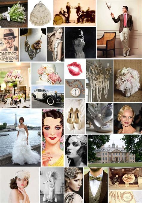 17 Best ideas about 1920s Wedding Decor on Pinterest