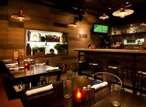 Restaurant Kitchen Lighting Restaurant Dining Room Interior Lighting Of Barlo Kitchen Bar And Cocktails Los Angeles