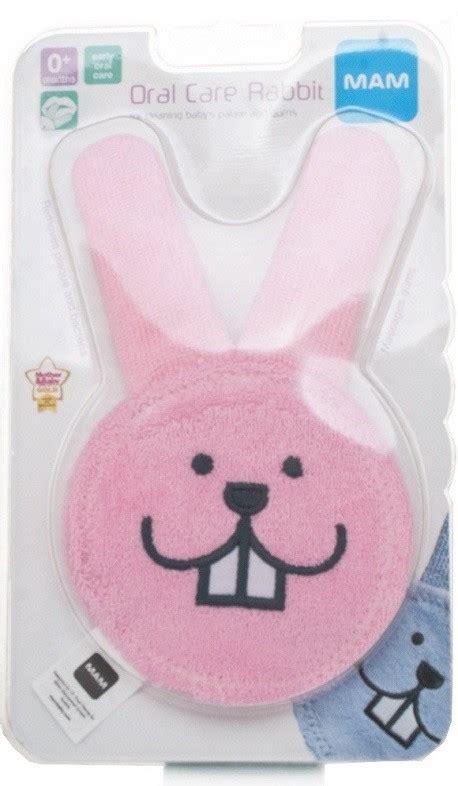 Mam Care Rabbit Pink ma care rabbit 0m 1