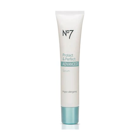 Serum Flawless Advance boots no 7 protect and advanced serum skinstore