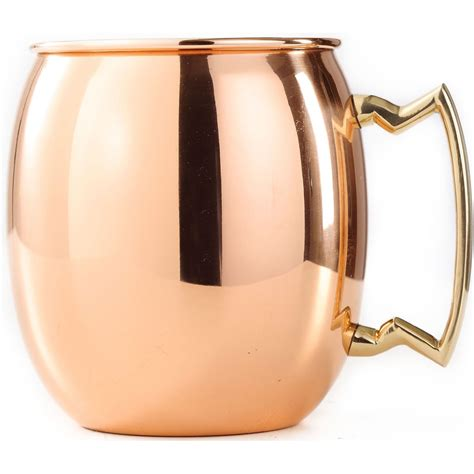 Moscow Mule Copper Mug in Barware