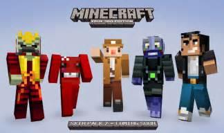 Pics photos minecraft xbox 360 new skin pack 2 skins castle crashers