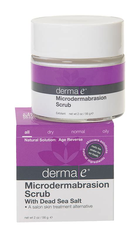 Microdermabrasion Scrub derma e microdermabrasion scrub 2 oz