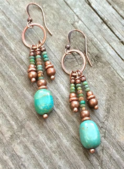 how to make boho jewelry best 20 dangle earrings ideas on diy earrings