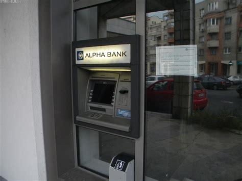 Alpha Banc by Spargere La Alpha Bank Cluj La Fosta Sucursala Din Piata