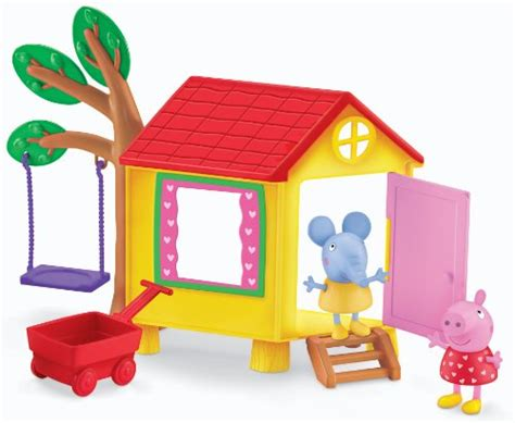 peppa pig tree house fisher price peppa pig peppa s favorite places tree house
