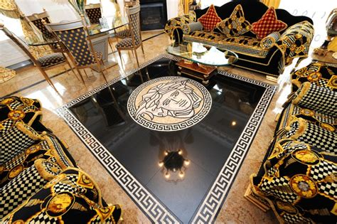 Burberry Home Decor love versace enough to live in a home covered in the look