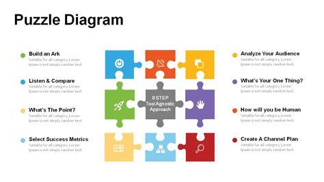Excellent Powerpoint Puzzle Pieces Template Free 4 Piece Powerpoint Jigsaw Puzzle Template Free