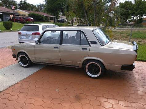 lada hps 1983 lada 2105 for sale in the usa keep cars wednesday