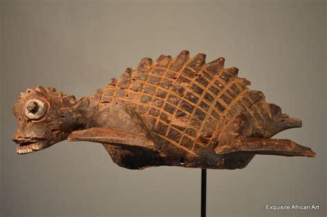 Maskara Cameleon m 225 scara mambila camale 243 n tocado arte africano