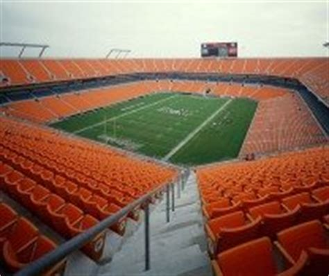 in color at sun stadium in miami gardens football stadiums architecture design populous