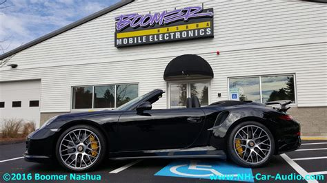 custom porsche 911 turbo porsche 911 turbo s cabriolet custom radar detection