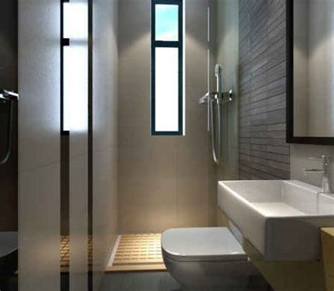 Mediterranean Bathroom Ideas by Small Washroom With Shower
