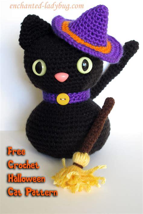 black doll patterns free crochet amigurumi black cat pattern