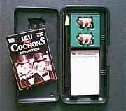 Winning Jeux Des Cochons by Le Jeu 171 Jeu De Cochons 187 David Moffat Mb Milton Bradley Winning 1984 Est 224 L Escale
