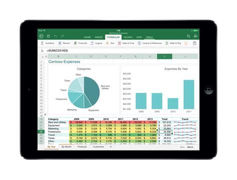 tutorial excel en ipad microsoft office for ipad arrives word excel