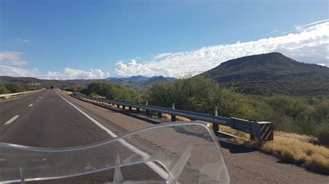 World Traveler 8 ride day 8 tucson to the grand to bullhead city