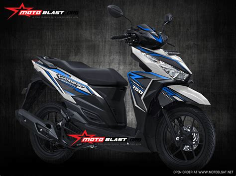 vario 150 white carbon 3 motoblast