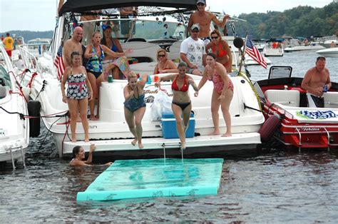 lake of the ozarks boat party shootout boat party 2012 part 2 lake events lakeexpo