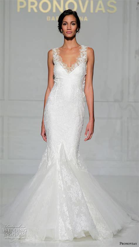 Vegas Style Wedding Dresses by Pronovias 2016 Wedding Dresses New York Bridal Runway
