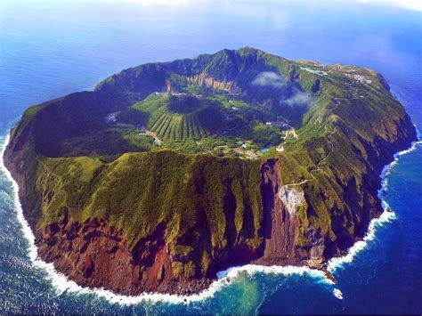 world beautiful places the world s most beautiful places number 1 aogashima