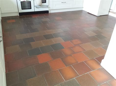 tile floor maintenance terracotta quarry tile and victorian tiles floor