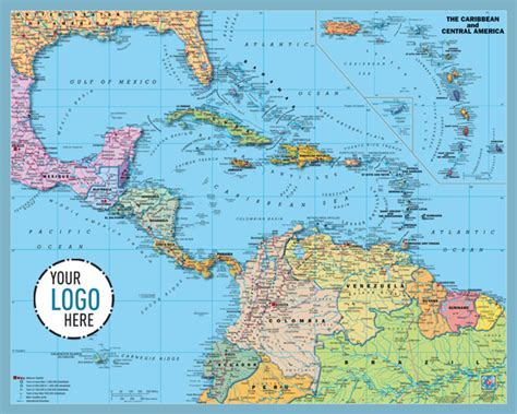 map of the us and caribbean gabelli us inc v3 2013