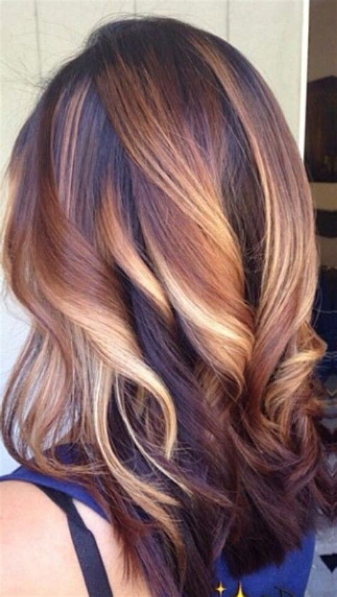 dyed hairstyles for brunettes dyed hair blondes and brunette color on pinterest
