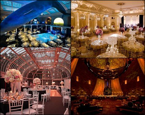 wedding receptions new york city here are the 5 most exclusive wedding venues in new york