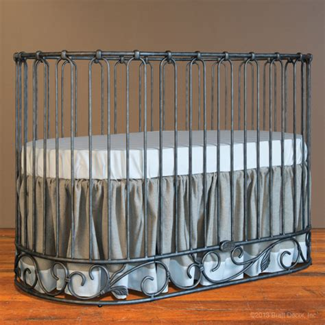Oval Crib Bedding by Willow Oval Crib Nursery Bedding Collection