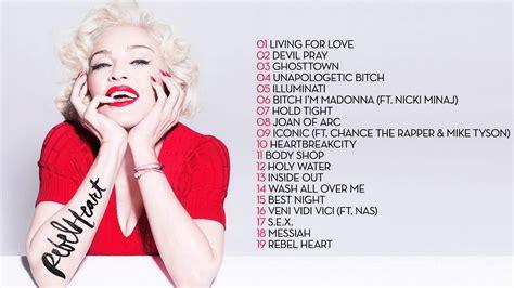 madonna mp3 madonna rebel heart deluxe album sler youtube