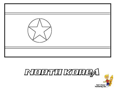 korean flag pictures color