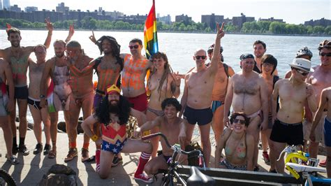 Guide To The World Naked Bike Ride Annual Cycling Event In Nyc