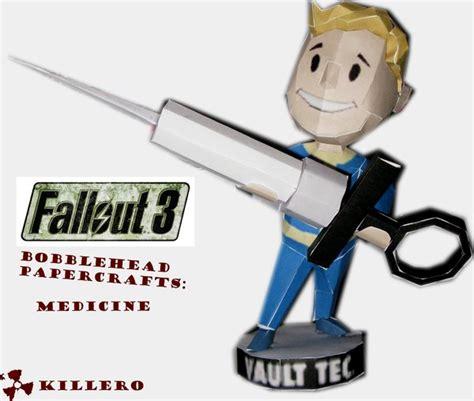 vault 94 bobblehead fallout 3 medicine bobblehead by killero94 on deviantart