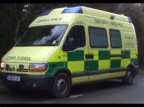 Renault Master Ambulance For Sale Renault Master Emergency Ambulance Tour