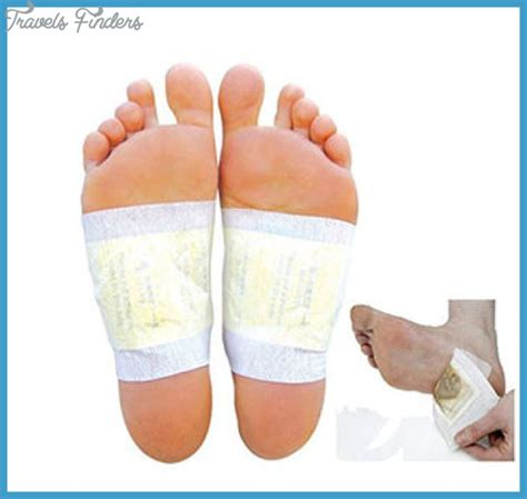 How Often Should You Use Detox Foot Patches by The Convenience Benefit Of Detox Foot Patches To Travelers