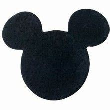 Mickey Mouse Bathroom Rug 1000 Images About Mickey Bathroom Ideas On Pinterest Hooks Fabric Shower Curtains And Mickey